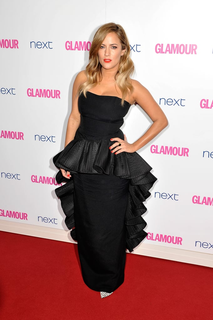 Caroline Flack in Capucci From WilliamVintage