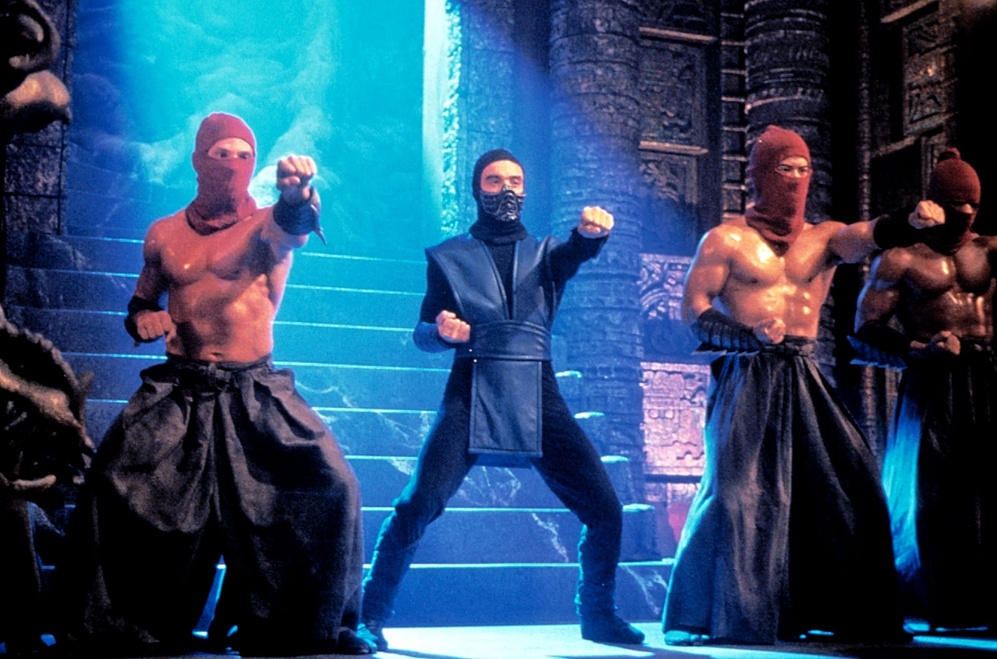 Mortal Kombat 1995 Forget Going Out You Need To Watch These