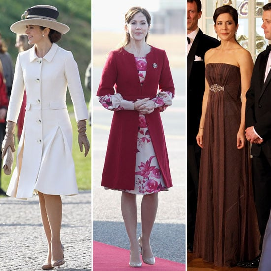 Pictures of Princess Mary of Denmark On Official Duty with Prince Charles and Camilla the Diamond Jubilee Tour: Stalk her Style