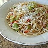 Fava Bean Pasta