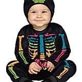 Colorful Skeleton