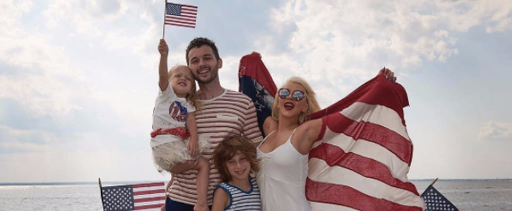 How Celebrity Parents and Their Kiddos Celebrated the Fourth of July