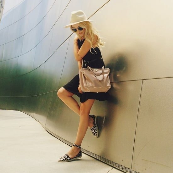 Fashion Blogger Street Style Instagram Week of July 1, 2014