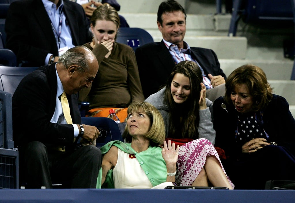 Sometimes things really don't turn out as expected, like when you are seated next to Oscar de la Renta.