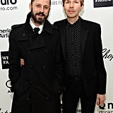 Giovanni Ribisi and Beck