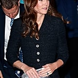 Catherine, Duchess of Cambridge at a Special Performance of Dear Evan Hansen