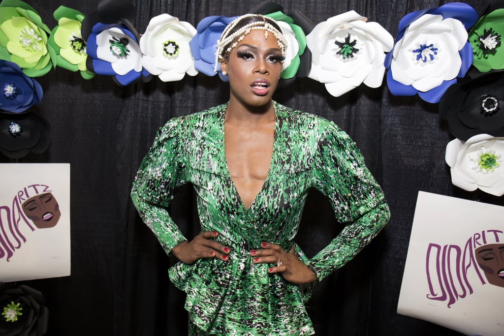 Dida Ritz showed off her style at DragCon.