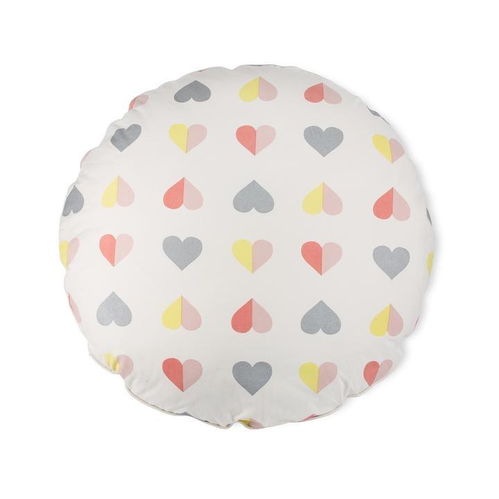 Lil' Pyar Hearts Floor Cushion