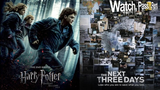 Harry Potter and the Deathly Hallows Part One Video Movie Review