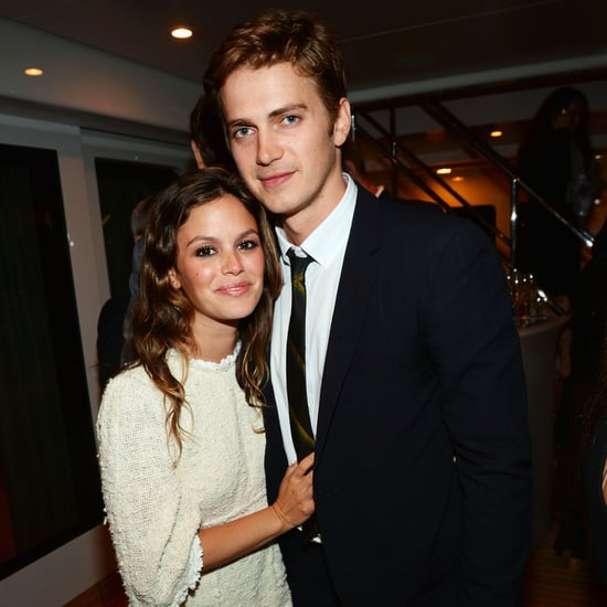 Rachel Bilson Birthday Message For Hayden Christensen 2017