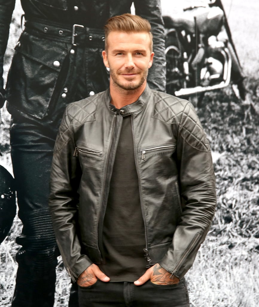 David Beckham: Against