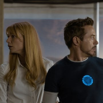 Iron Man 3 Pictures