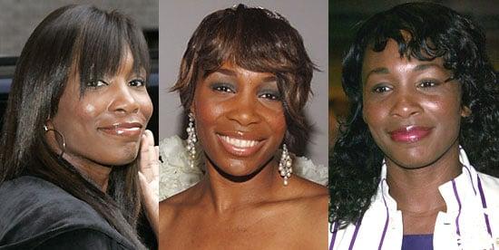 Which Lip Gloss Looks Best on Venus Williams?