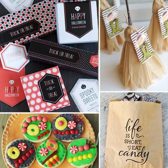 Halloween Candy Decoration Ideas
