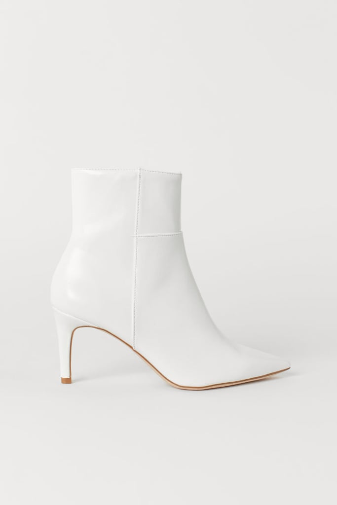 H M Ankle Boots Best Spring Boots 2019 Popsugar Fashion Photo 16