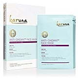 Best for: the city dweller who just can't get their complexion under control.  Smoke, smog, and pollution (not to mention an hour-long commute) can really stress out your skin. The Karuna Anti-Oxidant Treatment Mask ($28 for four masks) delivers Chinese green tea straight to your skin for free radical protection, preventing signs of aging.
