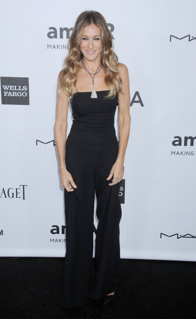 Sarah Jessica Parker stepped out at Milk Studios for the gala in LA.