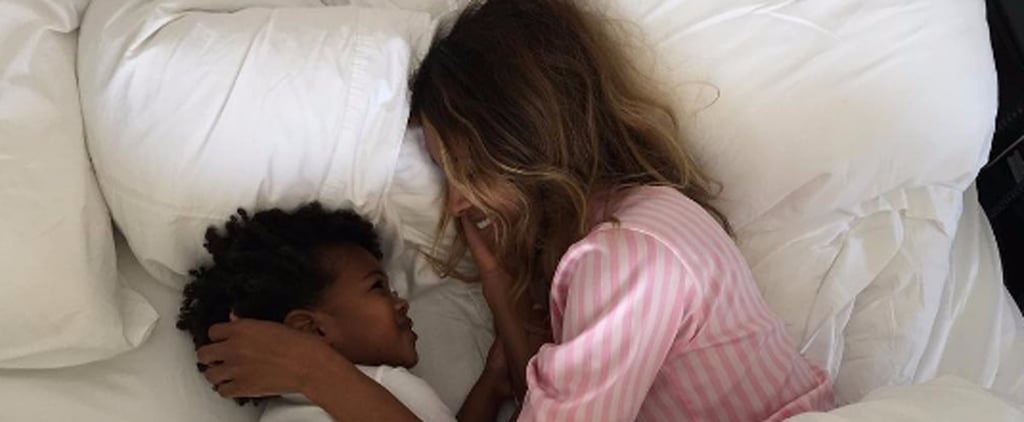 Ciara and Little Future Sure Make For One Incredibly Cute Mother-Son Duo