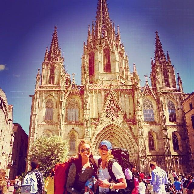 Backpack Through Europe