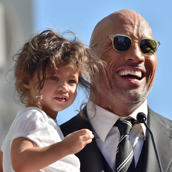 How Many Kids Does Dwayne Johnson Have?