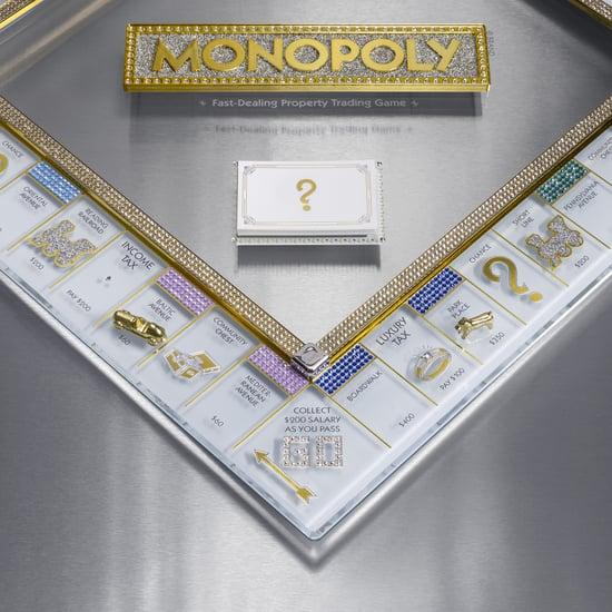 Hasbro Made a $500 Swarovski-Crystal Monopoly Board