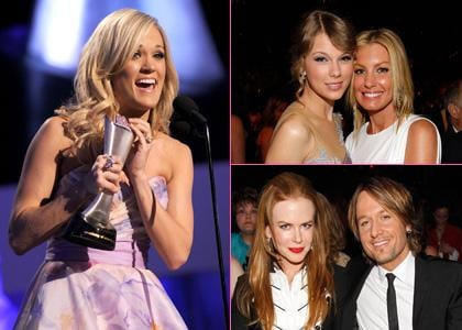 2010 ACM Awards: The Show, The Winners