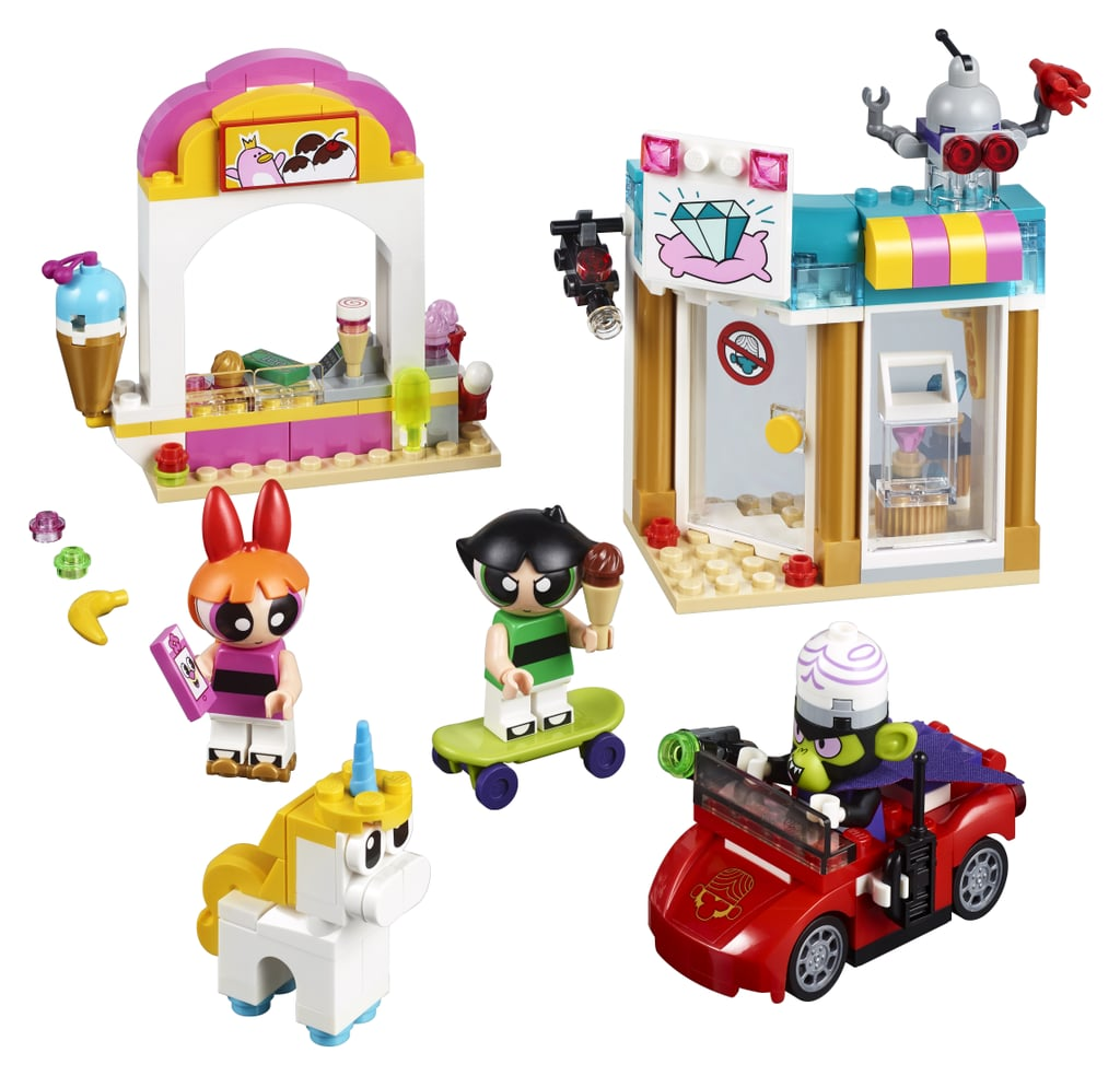 Lego PowerPuff Girls Mojo Jojo Strikes | New Lego Sets ...