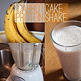 A little carrot cake never hurt anyone, but a daily habit can add up over time. Kick the craving to the curb with this recipe for a healthful alternative: carrot cake protein shake!