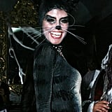 Heidi was an adorable, glittery-eyed black cat in 2007.