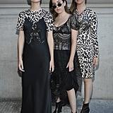 Danielle, Estée, and Alana Haim
