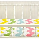 Chevron Changing Pad Cover ($46)