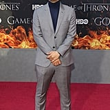 "Jacob Anderson (Grey Worm): 5'9"""
