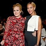 Adele's Celebrity Idol: Beyoncé