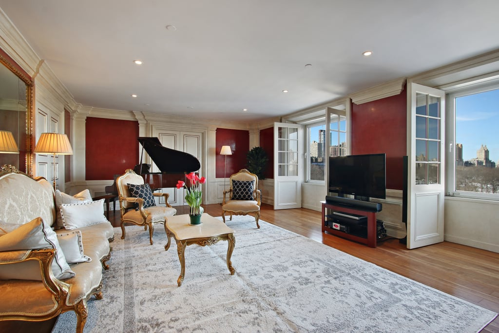 David Bowie's NYC Apartment For Sale