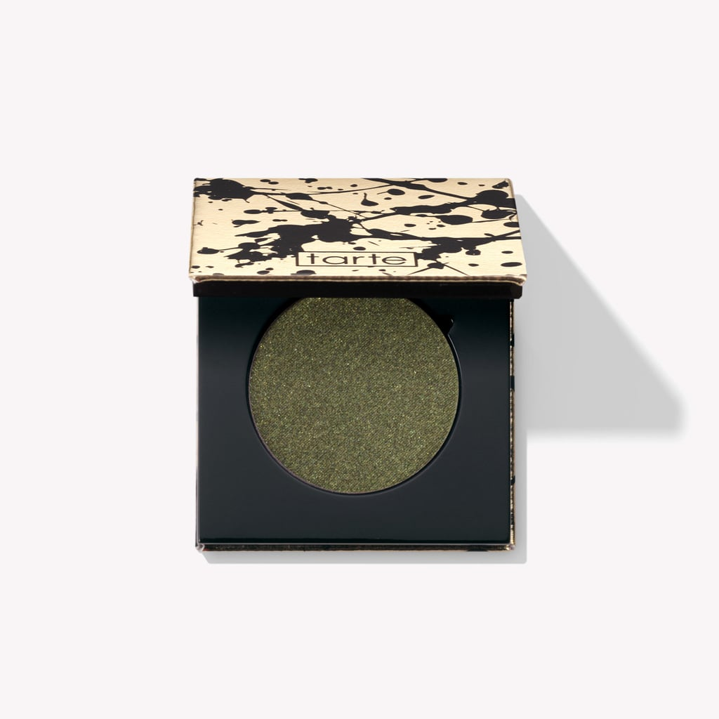 Green Metallic Eye Shadow