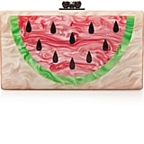 Edie Parker Watermelon Clutch