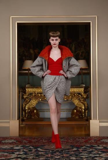 London Fashion Week: Graeme Black Fall 2009