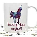 Unicorn Coffee Mug ($20)
