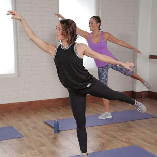 Selena Gomez Bauch und Beine Workout
