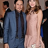 Nick Wechsler and Christa B. Allen attended the Elle Women in Hollywood Awards in LA.