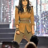 Janet Jackson at the 2009 American Music Awards