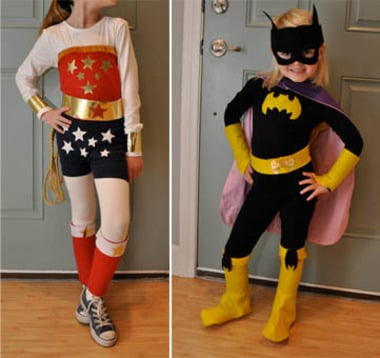 10 Easy DIY Halloween Costumes for Kids