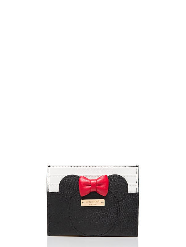 promo code d507c 0bbe1 Kate Spade For Minnie Mouse Card Case   Card Cases   POPSUGAR ...