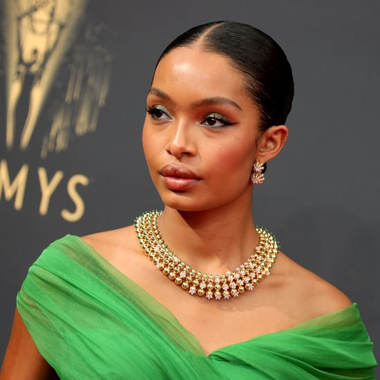 Why Yara Shahidi Had to Leave the 2021 Emmys Early