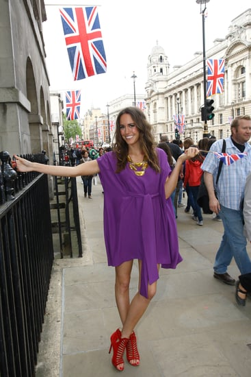 See Louise Roe's Designs For her Fashion Line With the Home Shopping Network, Debuting on E! for her Royal Wedding Coverage Toda