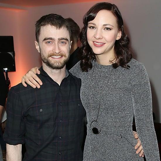 Daniel Radcliffe and Girlfriend at Sundance 2016