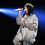 Billie Eilish's Performance at the Grammys 2020   Video