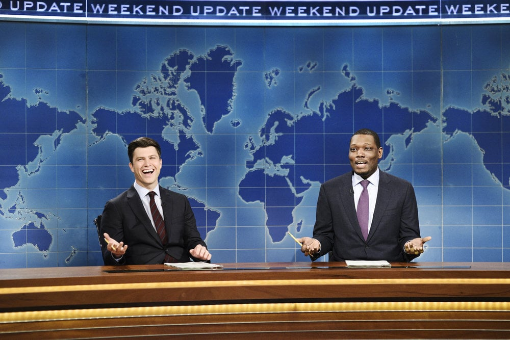 SATURDAY NIGHT LIVE -- Episode 1743