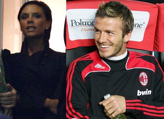 06/04/2009 David and Victoria Beckham