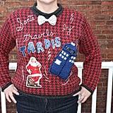 Santa Travels by TARDIS